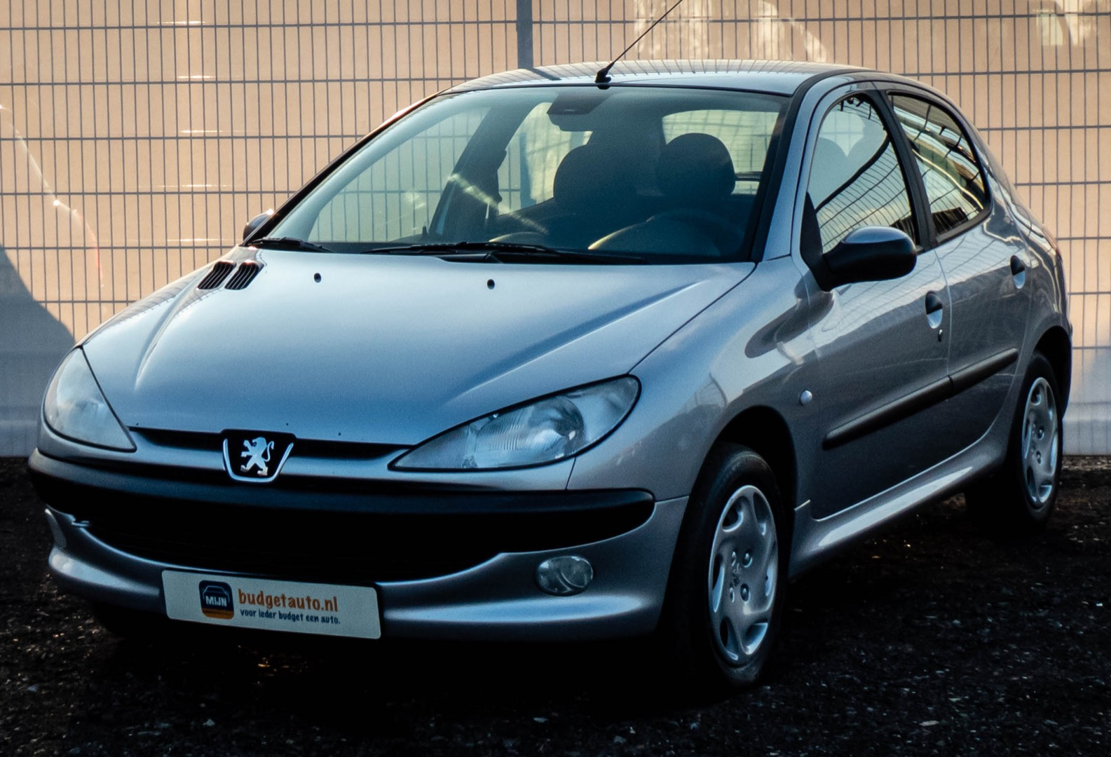Peugeot 206 1.4 Gentry Automaat