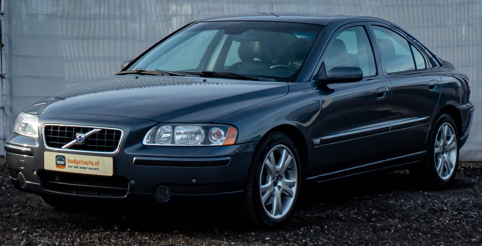 Volvo S60 2.0T Edition II - YOUNGTIMER