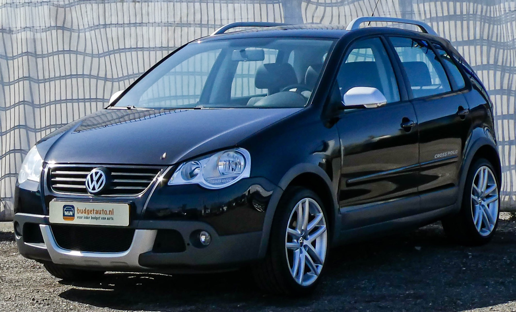 Volkswagen Cross Polo 1.4-16V Optive