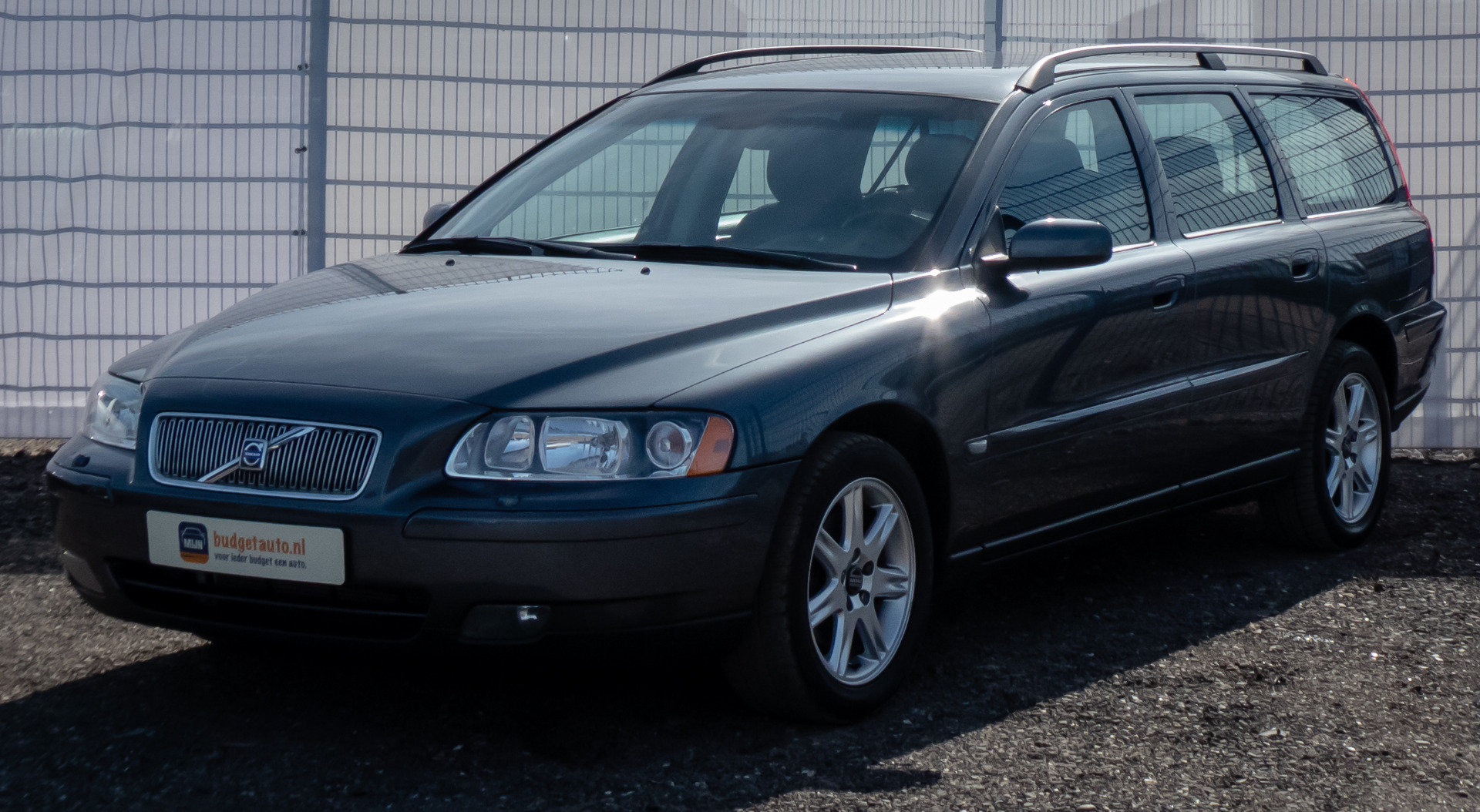 Volvo V70 2.4 (140 PK) Momentum (7-persoons)